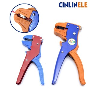 Stripping Pliers Automatic 0.25-6.0mm Cutter Cable Scissors Wire Stripper HS-700D Tool Multitool Precision High Quality(China)