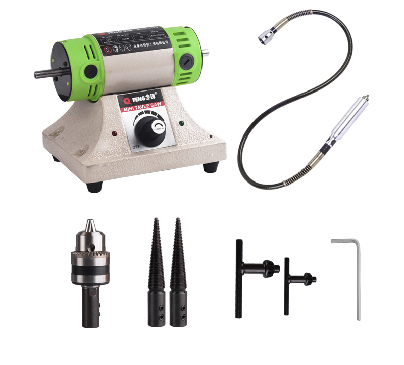 220V Multi-purpose jade Wood carving machine Electric Grinder Polishing cutting machine 10000rpm 380W 220v metal soft shaft hanging mill jade carving polishing machine 380w 23000rpm
