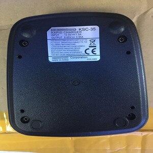 Image 2 - KSC 35 only base chaeger desktop charger for Kenwood TK U100 TK3000 TK2000  etc walkie talkie only for LI ion battery