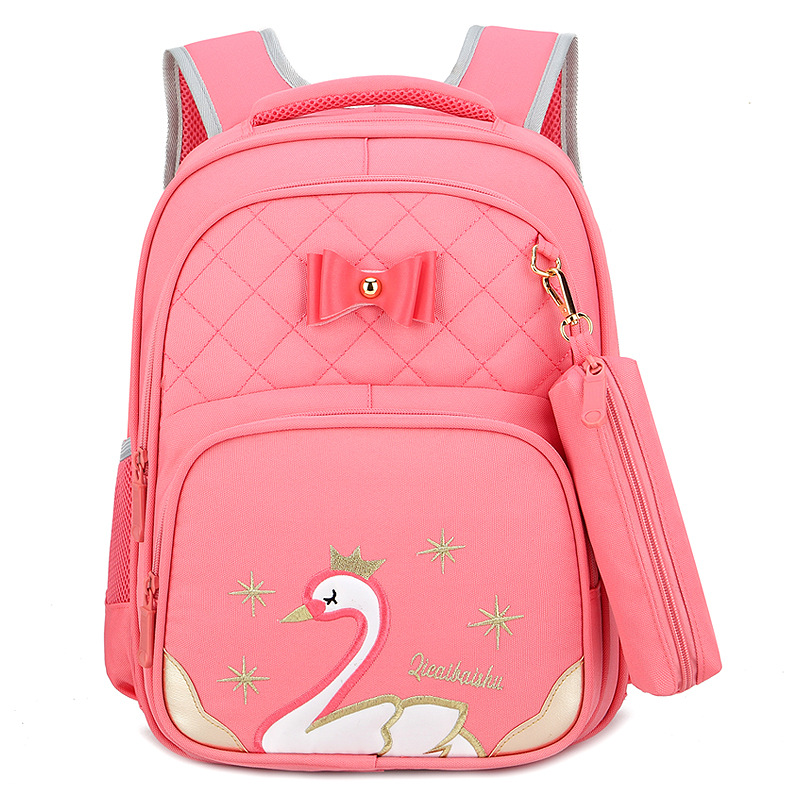 2019 children School Bags Girls kids princess backpack kids orthopedic backback schoolbags Rucksack Bagpack Cute Mochila Escolar in School Bags from Luggage Bags