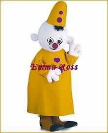 Bumba mascotte kostuum halloween in Bumba mascotte kostuum halloween ...