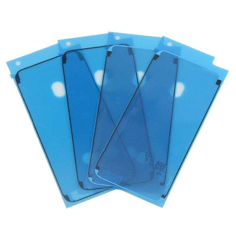 10PCS Waterproof Adhesive Sticker For iPhone X XS Max XR 3M Pre Cut Gule LCD Screen Frame Tape