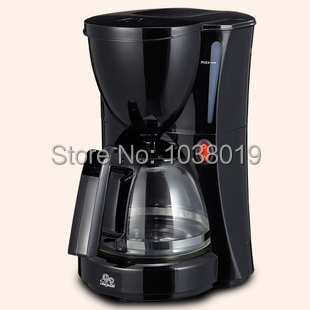 (ccm-806)High quality, automatic drip coffee maker machine tea machine home insulation Free shipping cukyi american coffee machine tea boiler automatic insulation drip type 2 persons portable washable high quality ceramic cup