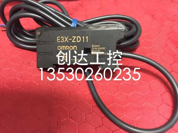 E3X-ZD11  Photoelectric Switch new and original e3x da11 s omron optical fiber amplifier photoelectric switch 12 24vdc