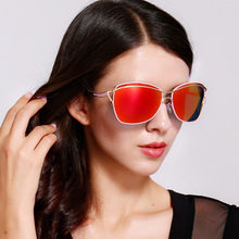 Popular Trending New Design Sunglasses Ladies Fashion Outdoor UV 400 Mirror Eyew