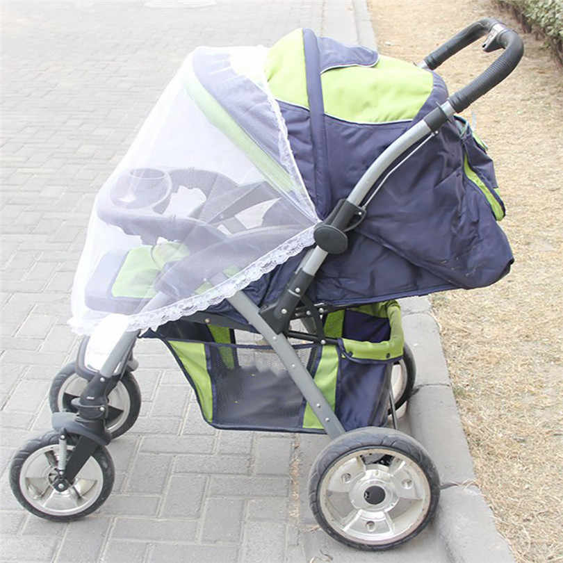Baby Stroller Mosquito Net  Insect Cover Carriage Kid Foldable Kids Netting  canopy beds kids 25