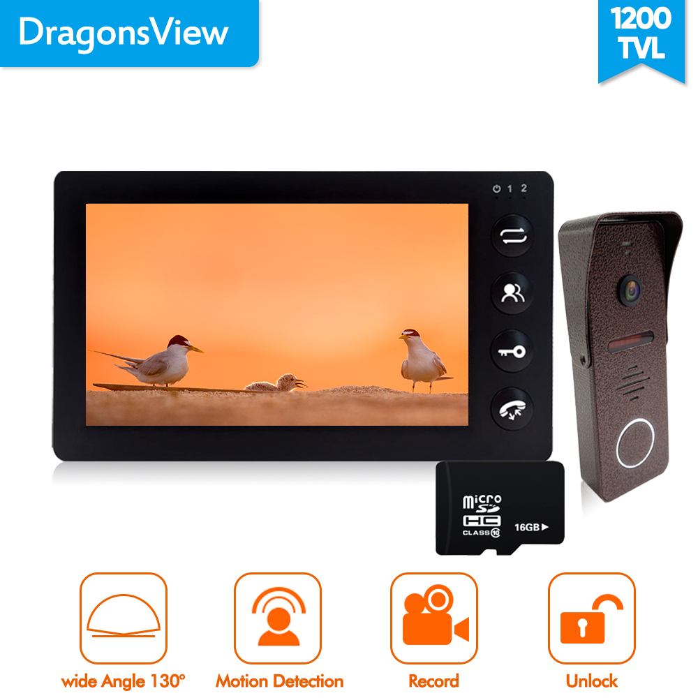 Dragonsview Video Intercom For Home 7