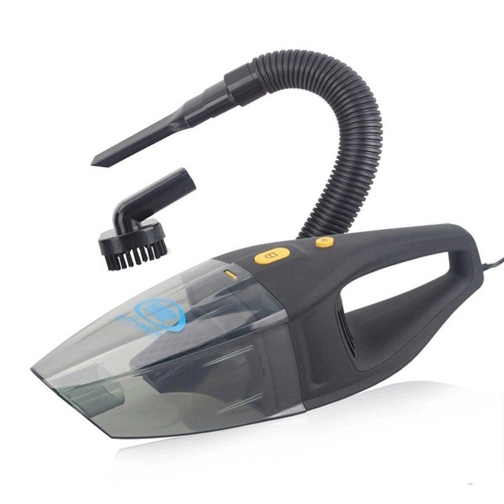 Car Vacuum Cleaner High Power 120W Handheld Wet and Dry Dual Use CAspirateur Voiture 12V Dropshipping