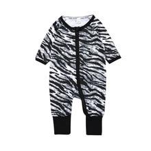 Купить с кэшбэком Spring Autumn 2017 New Baby Boy Girl Clothing Baby Jumpsuit Kids Romper suit Baby kids pajamas Bebes Overalls