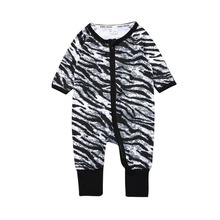 Spring Autumn 2019 New Baby Boy Girl Clothing Baby Jumpsuit Kids Romper suit Baby kids pajamas Bebes Overalls cospot rush sale newborn footed jumpsuit kids winter autumn pajamas bebes body suit footies baby boy girl clothes 3pcs lot 30d