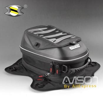 Motorcycle universal Multi-purpose hard shell fuel tank ring waterproof tank bag Handbags Messenger Bags GPS navigation mobile