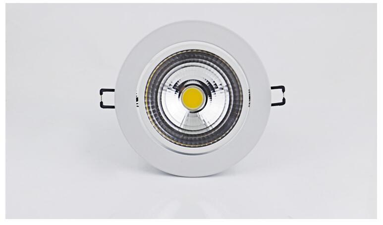 Dimmable LED Downlight 5W 7W 10W 12W 15W 20W 30W Spot LED LED - Ներքին լուսավորություն - Լուսանկար 3