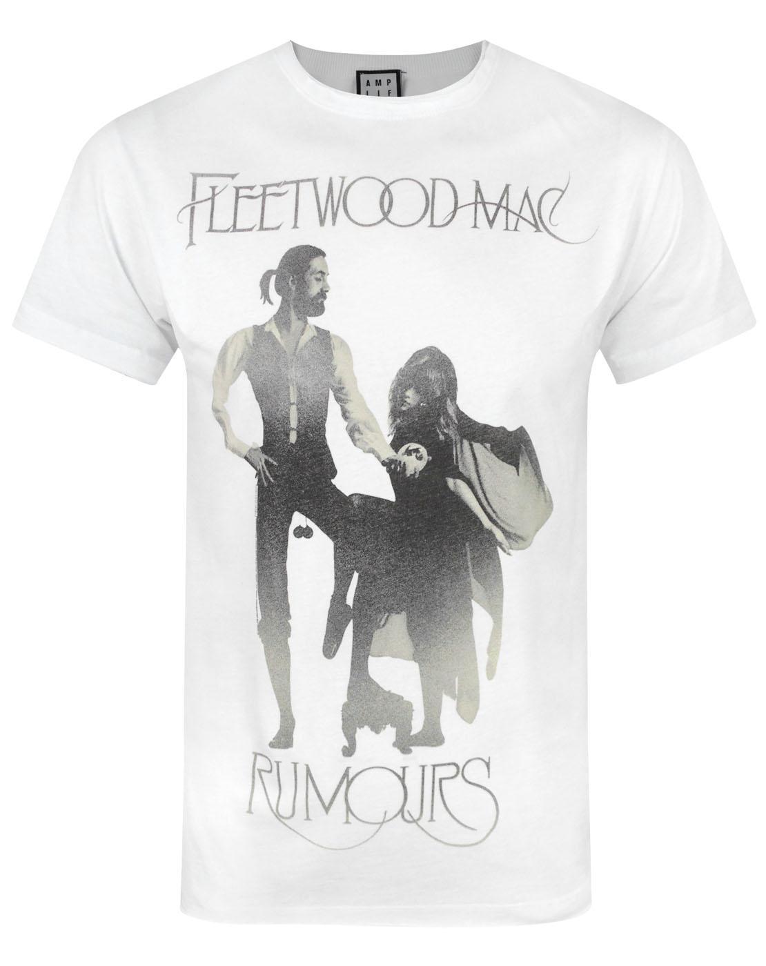 Design t shirt on mac - 2017 Cool Men Amplified Fleetwood Mac Rumours Design Men S Fashion T Shirt Hipster Tops Customize Printed Short Sleeve Tees
