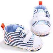 Baby Shoes Toddler Infant Boy Girl Soft Sole Prewalker Strip