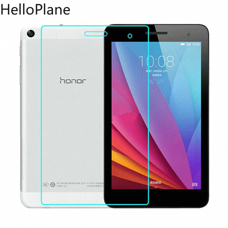 Tempered Glass For Huawei MediaPad T1 7.0 8.0 9.6 10 Inch T1-70U S8-710U Pro T1-821L T1-821W Honor Tablet Screen Protector Film