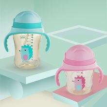 Чашка suvi для детских напитков с широким горлышком 300 мл