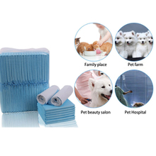 100pcs Super Absorbent Pet Diaper Dog Training Pee Pads Healthy Clean Wet Mat For Cats 33cm*45cm