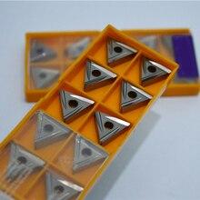 10 Chiếc TNMG160404R 2G NX2525 TNMG331R2G CNC Lưỡi Dao Carbide