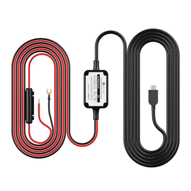 Oryginalny zestaw narzędzi samochodowych VIOFO kabel do A119/A119S/A119 PRO/A118/A118C/A118C2/B40/WR1 HK2 Parking nadzoru ochrony
