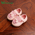 2016 Crianças Menina Sapatos Para Crianças Padrão de Coelho Com Flash Sapatilhas Do Bebê Vestir Menina Da Criança Azul luz Azul Rosa Branca sapatos