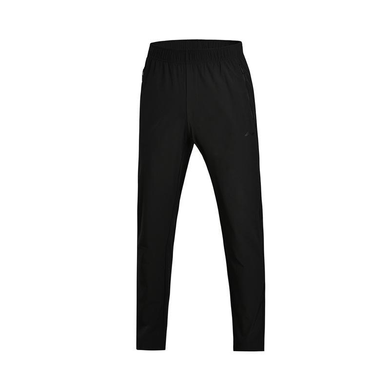 Li-Ning Men Training Series Pants Breathable 86% Polyester 14% Spandex LiNing Pants AYKM147