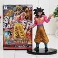 19 cm Dragon Ball GT Super Saiyan 4 Goku Kakarotto PVC Figuras de Acción Juguetes de Anime