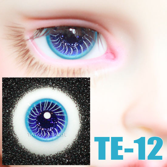 14mm 16mm BJD Eyes black pupil blue Eyeballs  for 1/3 1/4 1/6 BJD SD Ball-jointed Doll uncle 1 3 1 4 1 6 doll accessories for bjd sd bjd eyelashes for doll 1 pair tx 03