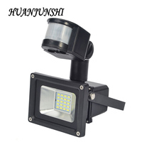 10W Solar LED Flood Light SMD5730 Solar Powered Security Lights IP65 Waterproof Wall Lamp Led Outdoor