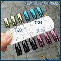50g CAMALEÓN Pigmento de CROMO Espejo Powder Uñas NAILS POWDER Polvo Holográfico Lentejuelas Brillo de Uñas de Arte de Uñas de Gel Polaco DIY