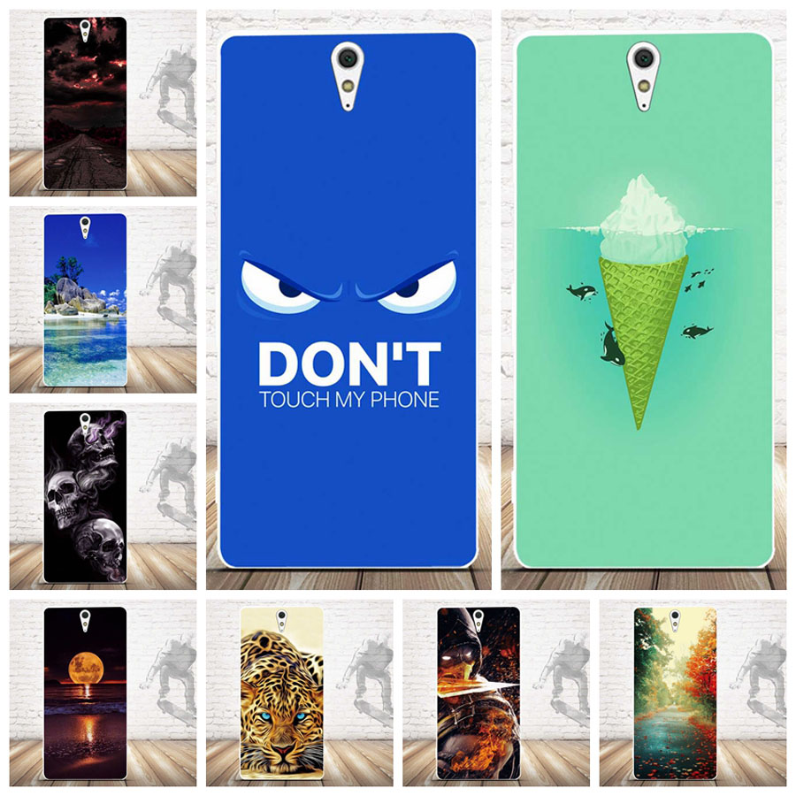 Capa For Sony Xperia C5 Ultra Dual E5533 E5506 Case Cover Soft TPU Silicone Fundas for Sony Xperia C5 Ultra 6.0 inch Phone Cases