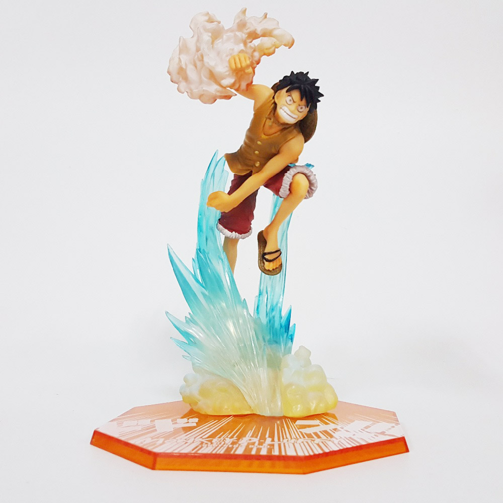 One Piece Luffy PVC Action Figure Monkey D. Luffy Figuarts Zero Onepiece Collectible Model Toy 16CM