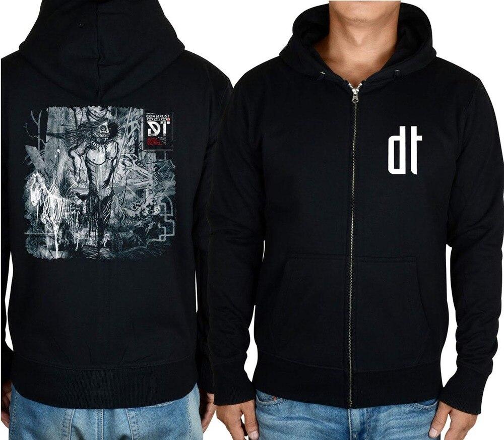 18 видов молнии темное спокойствие группа рок толстовки куртка с черепом 3D брендовая рубашка панк смерти темный свитер в стиле хеви-метал XXXL - Цвет: 14