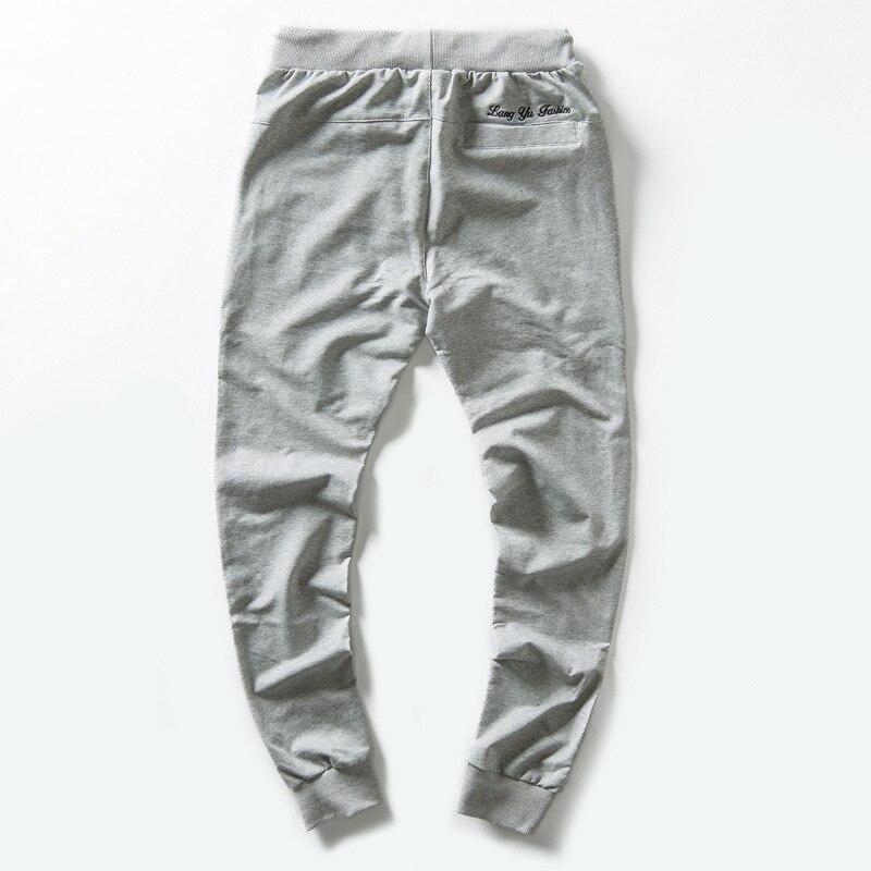 2018 Casual Nuevos Pantalones Hombres Youthtrend Resorte Rectos Del Estiramiento gris Delgado Navy Moda qBqYnw1Ax