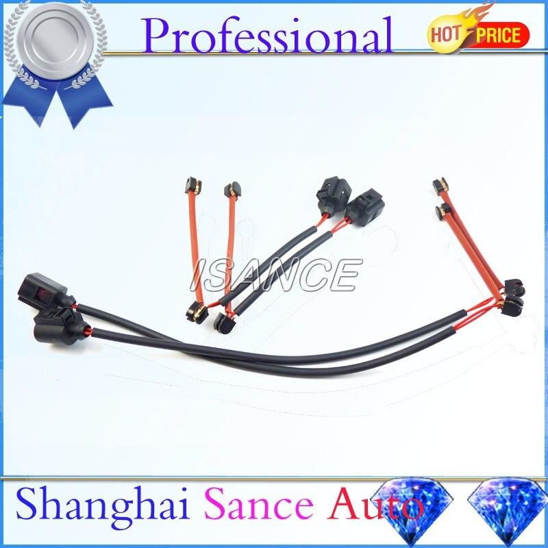 ISANCE Rear Front Brake Pads Sensor 7L0907637 7L0907637C