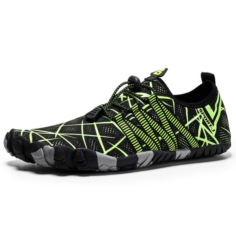 Light Mens Jogging Minimalist Shoes Man Woman Summer Running Barefoot Shoes  Camouflage Beach Fitness Sports Sneakers Unisex 46