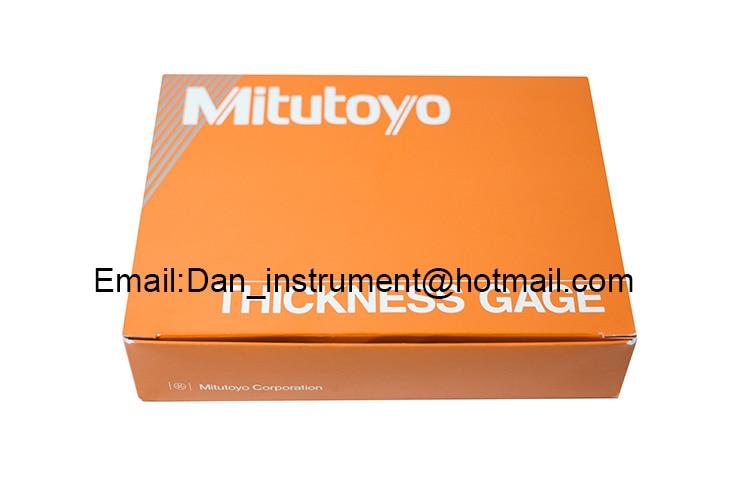 Mitutoyo 7321 Dial Thickness Gauge 0 mm-10 mm Range