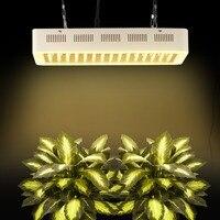 Güneş İmitasyon tasarım tam spektrum Led bitki büyümek için ışık 120 adet süper Led 600 w aydınlatma Veg & çiçek hidroponik bitki büyüme