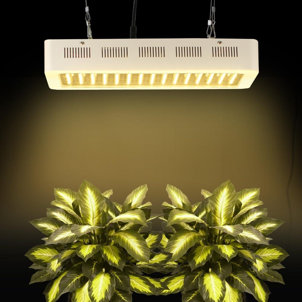 High power 600w full spectrum Led plant grow light 120pcs super Led lighting for Veg&flower Hydroponic plant growth/indoor robert hall d annual plant reviews biology of plant metabolomics isbn 9781444339932