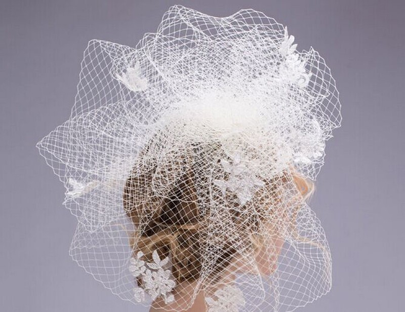 2016-New-Bridal-Hats-Wedding-Headdress-Jewelry-Vintage-Handmade-Linen-Gauze-Beaded-Birdcage-Veil-Elegant-Tulle (1)