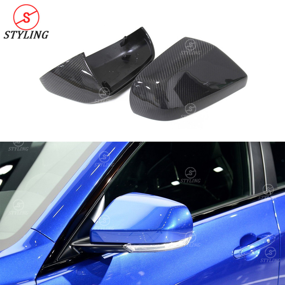 For Cadillac ATS Side View Mirror Cover 2014 2015 2016