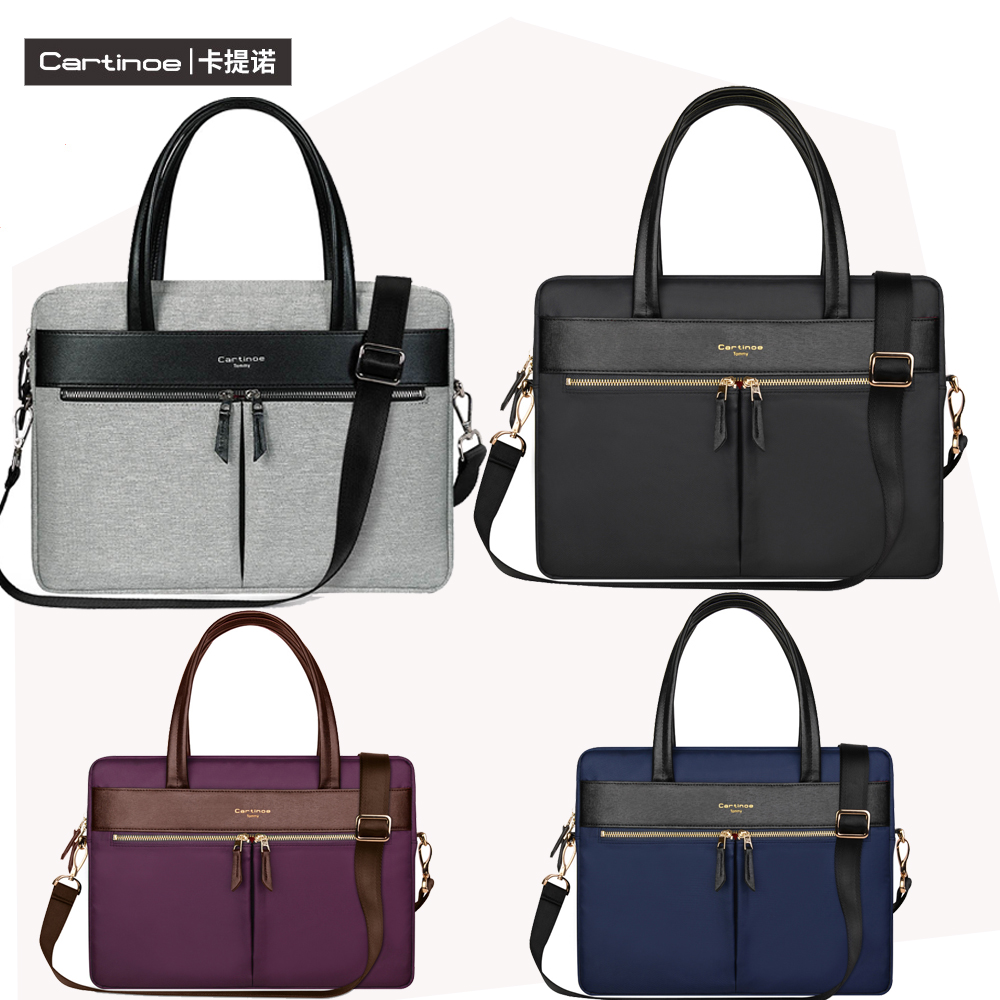 ФОТО  2017 Fashion brand Laptop bag 14 15 inch notbook bag shoulder messenger computer sleeve case for macbook 15 handbag Women Bags