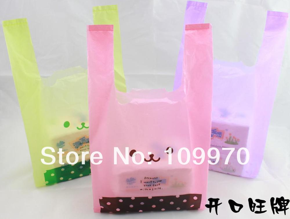 Online Get Cheap Plastic Shopping Bag with Dots -Aliexpress.com ...