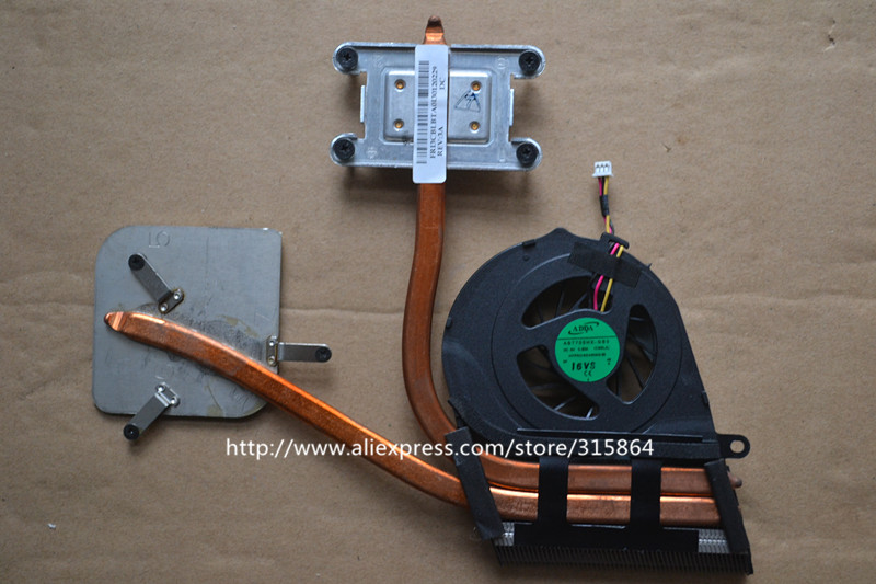 New laptop fan for toshiba L750 l750d with heatsink встраиваемый светильник novotech pearl 370146