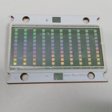 30/50w/100w UV LED cob chip copper base lamp  purple light 365 380 390 395 400 410 420 430nm EPILEDS 45mil Free shipping 1pcs