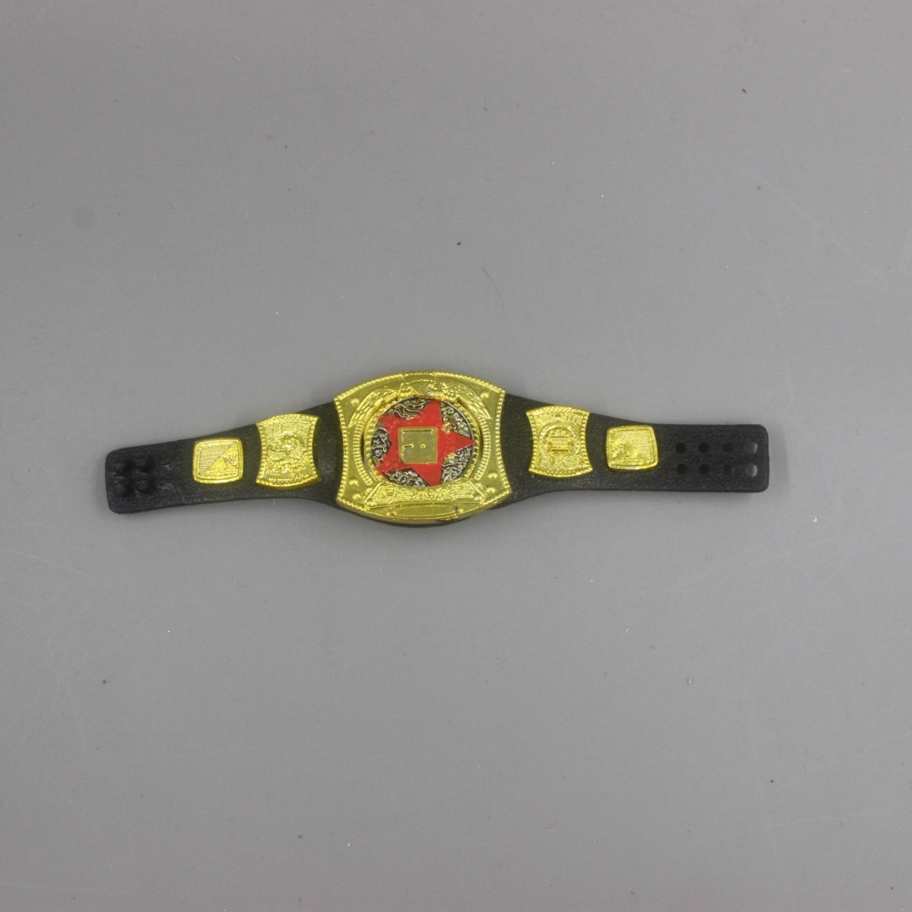 1pc/set BELT CHAMPIONSHIP For Action Figures Or Collectible Fighting No.02