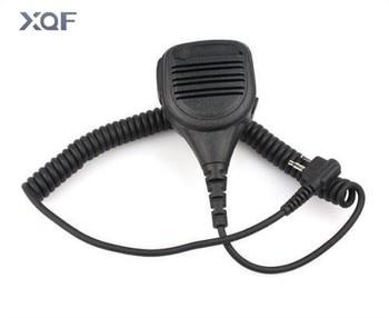 dvr gp300 2 Pin Speaker Microphone For Motorola Walkie Talkie Radios GP68 GP88 GP88S GP300 Radio
