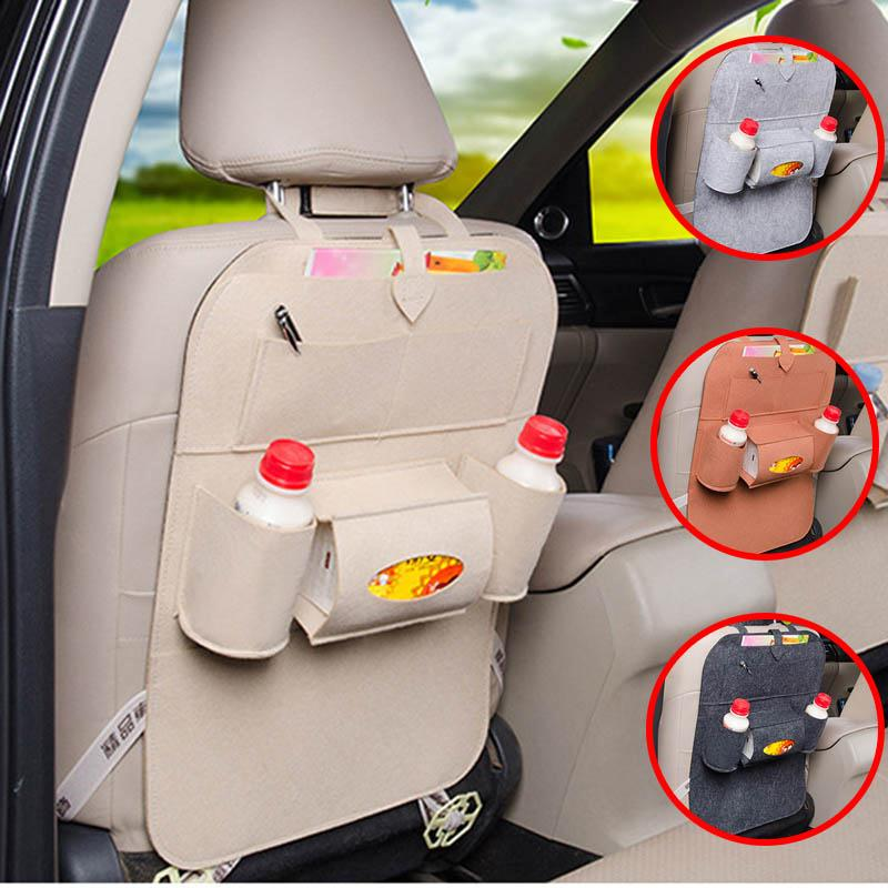 Car Back Seat Storage Bag Car Seat Cover Organizer Bottle Tissue Cup Food  Drink Holder Phone Bag Organizer Multi Pockets In Stowing Tidying From  Automobiles ...