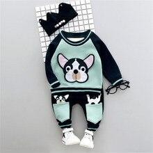 Children s Sets Children s Clothing Outwear Tops Long Pants Newborn Costume Baby Boy Clothing Set