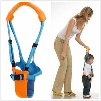Kids Baby Baby Walker Harness Assistant Infant Toddler Harness Leashes Walk Learning Safety Reins Jumper Strap Belt For Children