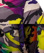 Brand Clothing Men Military Camouflage Hooded Jacket Army Tactical Unique Design Male Hip Hop Windbreakers Jackets
